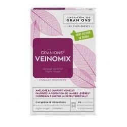Granions VEINOMIX Boite de 60 comprimés