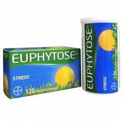 EUPHYTOSE STRESS Comprimé enrobé Boite de 120