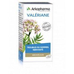 ARKOGELULES Valériane Gélules Flacon de 45