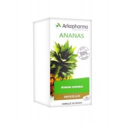 ARKOGELULES Ananas Gélules Flacon de 45