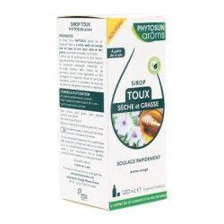 PHYTOSUN AROMS Sirop toux sèche et grasse Flacon de 120 ml