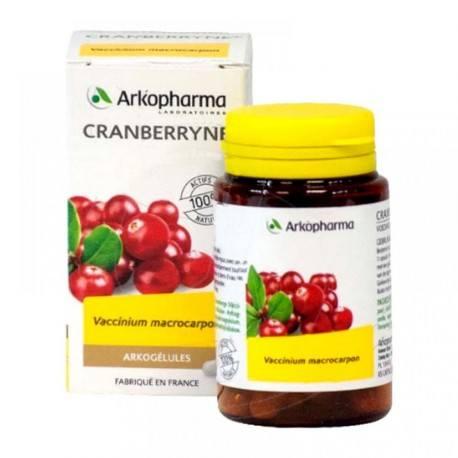 ARKOGELULES Cranberryne Gélules Flacon de 150