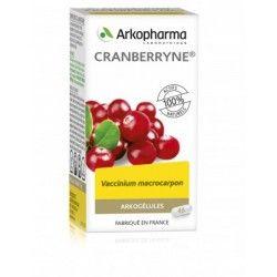 ARKOGELULES Cranberryne Gél Fl/45