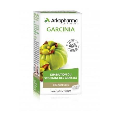 ARKOGELULES Garcinia Gélules Flacon de 45