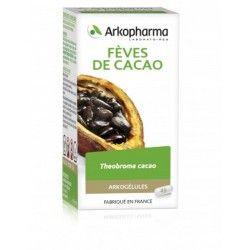 ARKOGELULES Fèves de Cacao Boite de 45 capsules