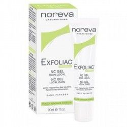 NOREVA EXFOLIAC NC Gel soin local Tube de 30 ml
