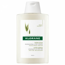 KLORANE CAPILL Shamp Lait Avoine Fl/400ml