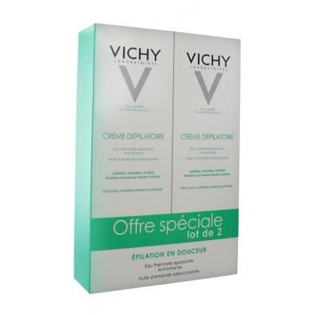 VICHY Cr dépil dermo-tolér 2T/150ml