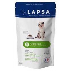 LAPSA Croquette chiots toute races de 2 à 24 mois Sachet de 15 kilos