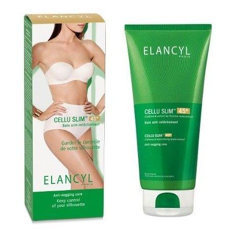 ELANCYL Cellu Slim 45 + Soin anti-relâchement Tube de 200 ml