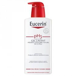 EUCERIN Peaux sensibles pH5 Gel lavant Flacon de 400ml