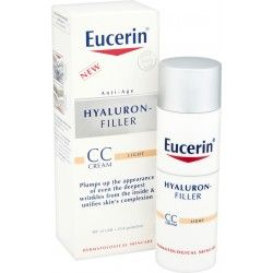 EUCERIN Hyaluron-Filler CC cream Light Tube de 50 ml