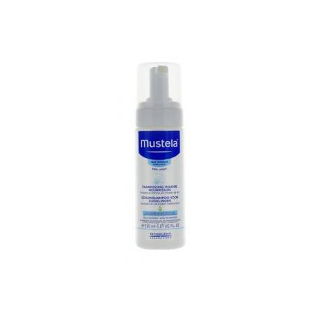 MUSTELA BB Shamp mousse Nour Diff/150ml