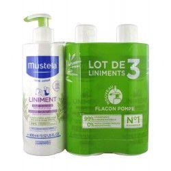 MUSTELA Pack liniment 2 Achetés le 3ème offert