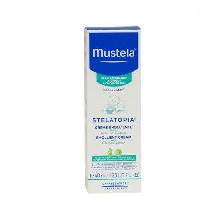 MUSTELA Stelatopia Crème Emolliente Sans parfum Tube de 200 ml