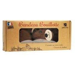 Pelucho Londoudous Bouillotte Ours beige
