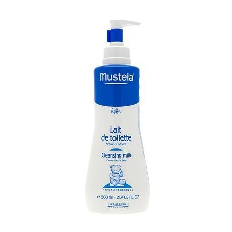 MUSTELA BB Lait toil Fl ppe/500ml