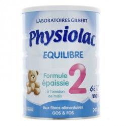 PHYSIOLAC GRAND APPETIT 2 Lait pdr B/900g