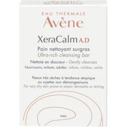 AVENE XeraCalm AD Pain nettoyant surgras de 100 grammes