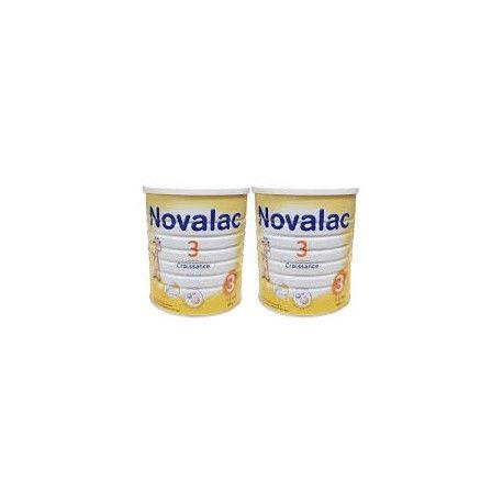 NOVALAC Offre 3ème âge 1 Boite achetée la 2ème à - 50 % + un livre de gommettes offert