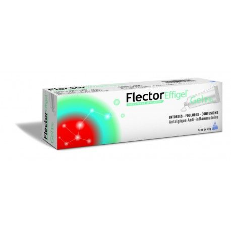 FLECTOR EFFIGEL 1% Tube de 60 gr