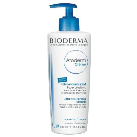 BIODERMA ATODERM Cr parf soin familial Fl ppe/500ml