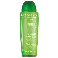BIODERMA NODE G Shampooing fluide sans parfum Cheveux Gras Flacon de 400ml