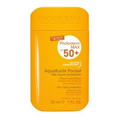 BIODERMA PHOTODERM MAX Aquafluide Pocket SPF 50+ Stick de 30 ml