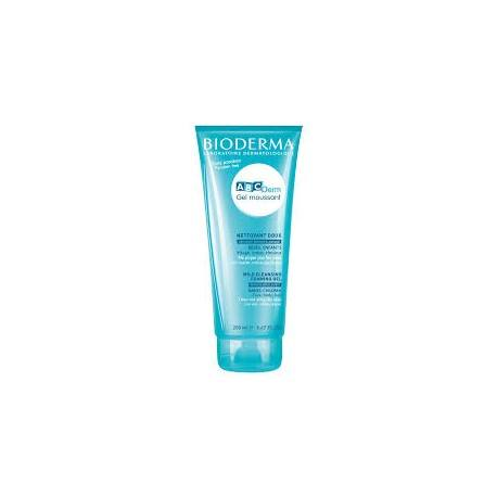 BIODERMA ABCDERM MOUSSANT Gel nettoy BB T/200ml