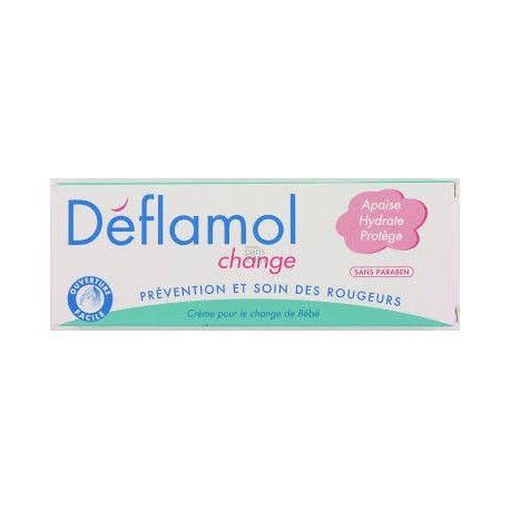 DEFLAMOL Change Prévention et soin des rougeurs
