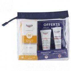 Eucerin Coffret  SUN SENSITIVE PROTECT Crème SPF 50+