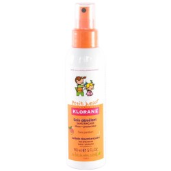 KLORANE PETIT JUNIOR Spray démêlant Flacon de 150ml