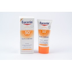 EUCERIN SUN 50+ Cr PN/PS T/50ml