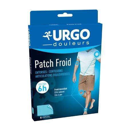 URGO Douleurs Patch froid Boite de 6
