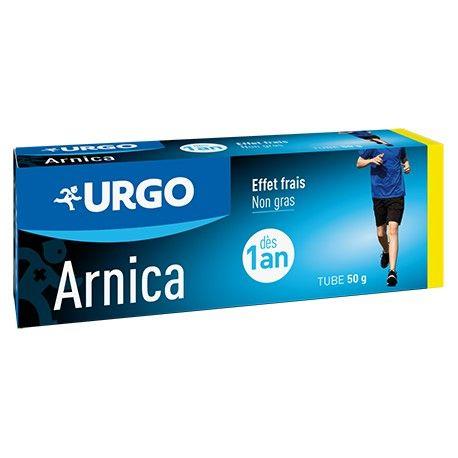 URGO ARNICA gel frais dès 1 an Tube de 50 grammes