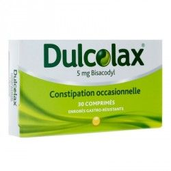 DULCOLAX 5mg Cpr enrg Plq/30