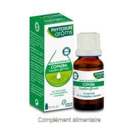 PHYTOSUN AROMS Baume de COPAÏBA Flacon de 10 ml