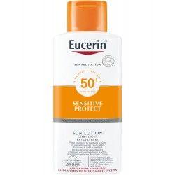EUCERIN SUN SENTIVIE PROTECT SPF 50 + Lotion Flacon de 400 ml