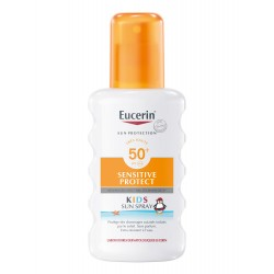 EUCERIN SUN 50+ Spray kids Fl/200ml