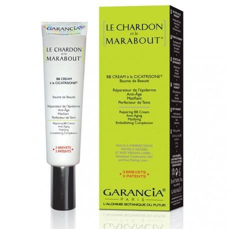 GARANCIA Le Chardon et le Marabout BB Crème Nude Tube de 30ml