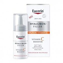 EUCERIN Hyaluron Filler Vitamine c Booster Flacon de 8 ml
