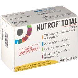 Nutrof Total Boite de 180 capsules