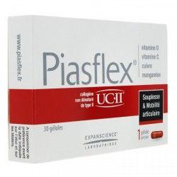 PIASFLEX Souplesse et mobilité articulaire Boite de 30 gélules