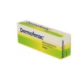 DERMOFENAC Demangeaisons tube de 100 grammes