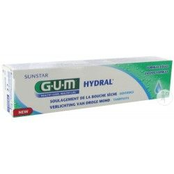 GUM Hydral Dentifrice des bouches sèche tube de 75 ml