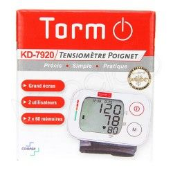 TORM Tensiometre poignet