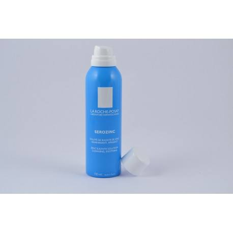 LA ROCHE POSAY SEROZINC Solution adoucissante Spray de 150ml