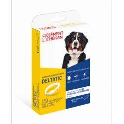CLEMENT THEKAN DELTATIC Collier antiparasitaires grand chien (+ 25kg) 75 cm