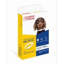 CLEMENT THEKAN DELTATIC Collier antiparasitaires très petit chien (0-5kg)