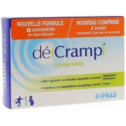 DECRAMP Cpr crampes B/40